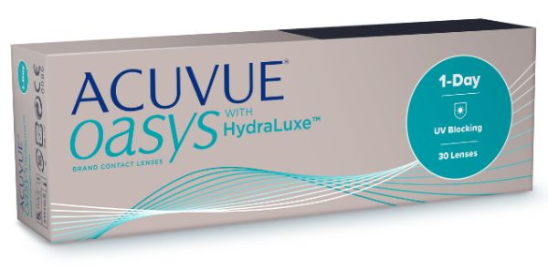 Контактные линзы 1-Day ACUVUE OASYS 30
